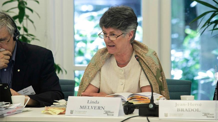 Linda Melvern